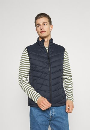 LIGHT WEIGHT VEST - Waistcoat - sky captain blue