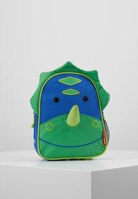 Skip Hop - LET BACKPACK DINOSAUR - Rucksack - green - 0