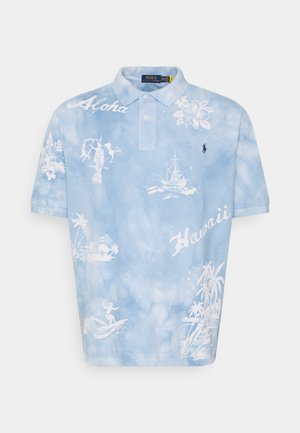 BASIC - Polo - french blue