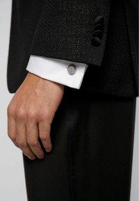 BOSS - Cufflinks - dark grey - 0
