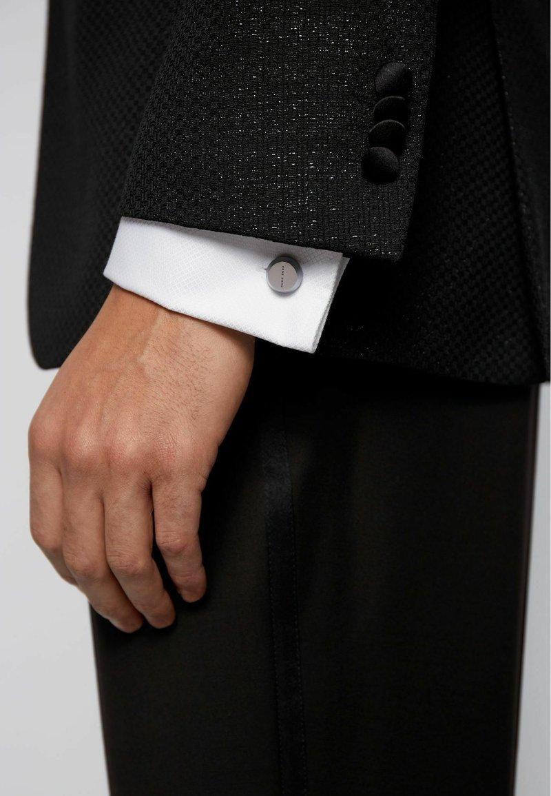 BOSS - Cufflinks - dark grey