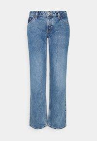 ARROW LOW - Straight leg jeans - belize blue