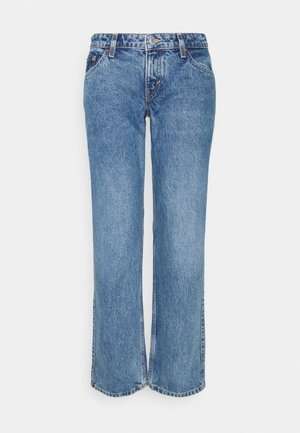 ARROW LOW - Jean droit - belize blue