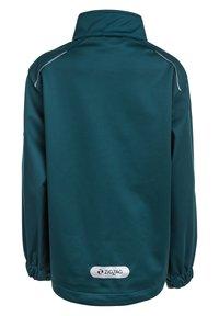 ZIGZAG - Waterproof jacket - 2122 atlantic deep - 1