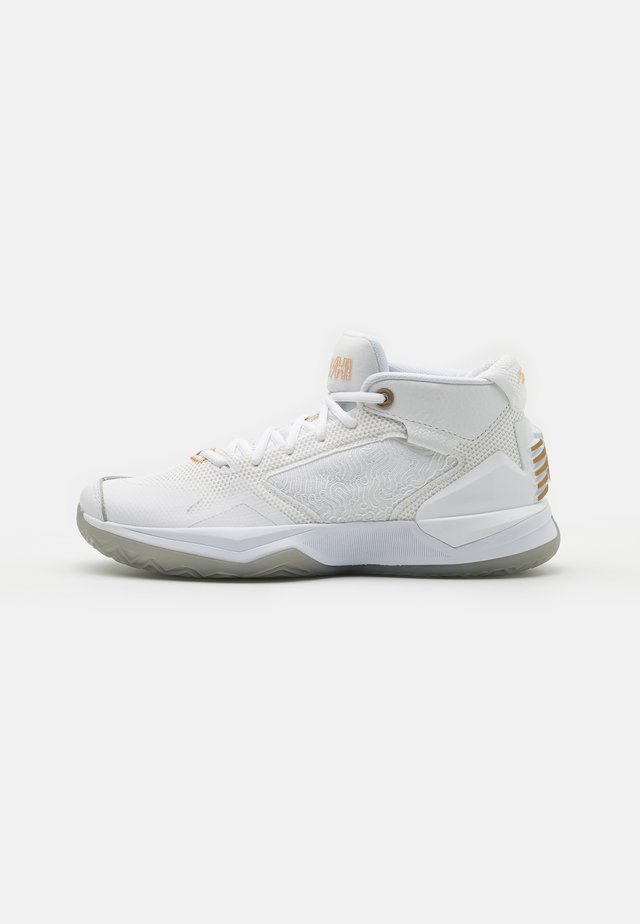 X KAWHI JOLLY RANCHER - Obuwie do koszykówki - white