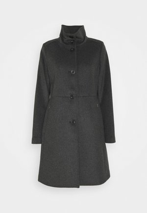 BASIC COAT - Kåpe / frakk - anthracite