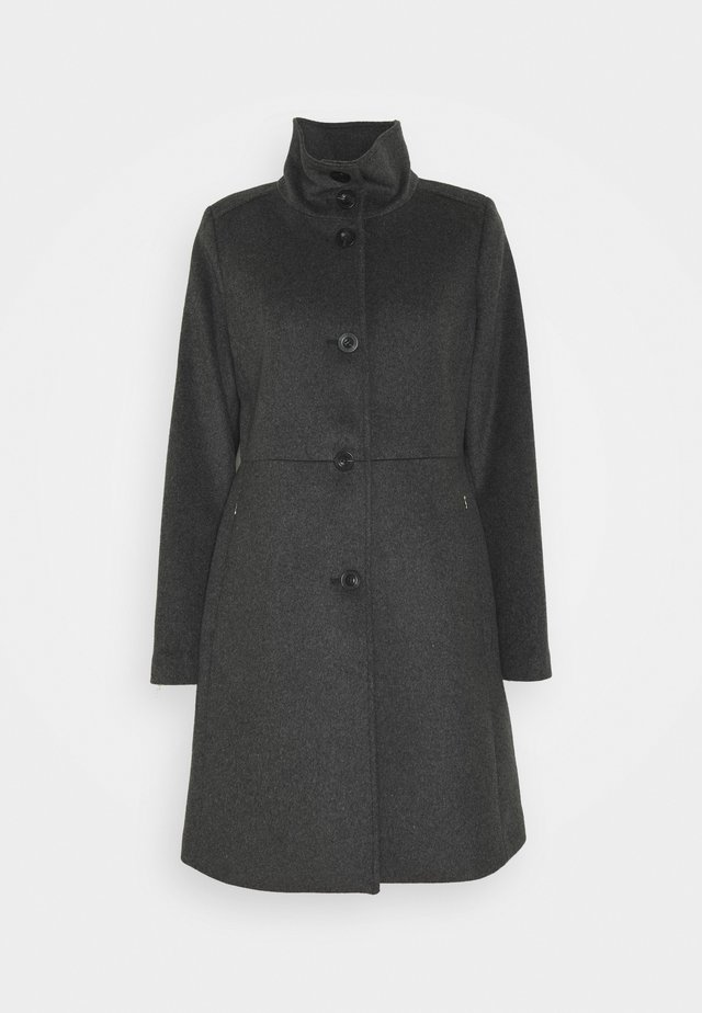 BASIC COAT - Frakker / klassisk frakker - anthracite