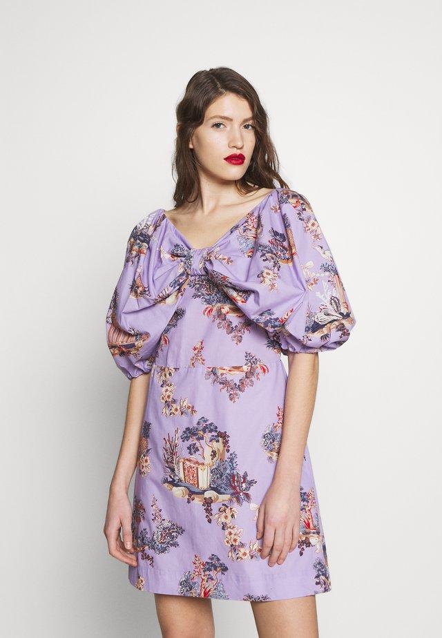 DRESS - Vardagsklänning - fantasia fondo lilla