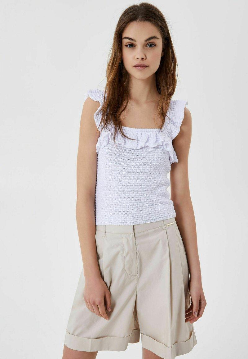 LIU JO - Top - white