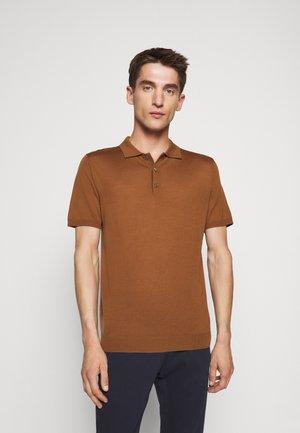 MEN´S - Polo shirt - antique wood