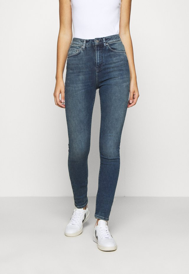 HIGHTOP TILDE - Jeans Skinny Fit - abbot blues