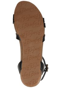 Blowfish Malibu - Ankle cuff sandals - black - 6