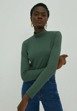 ADA - Long sleeved top - khaki