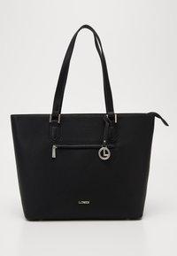 L.CREDI - ELLA - Tote bag - black - 0