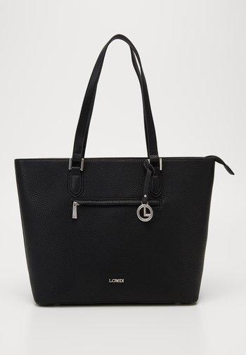 ELLA - Tote bag - black