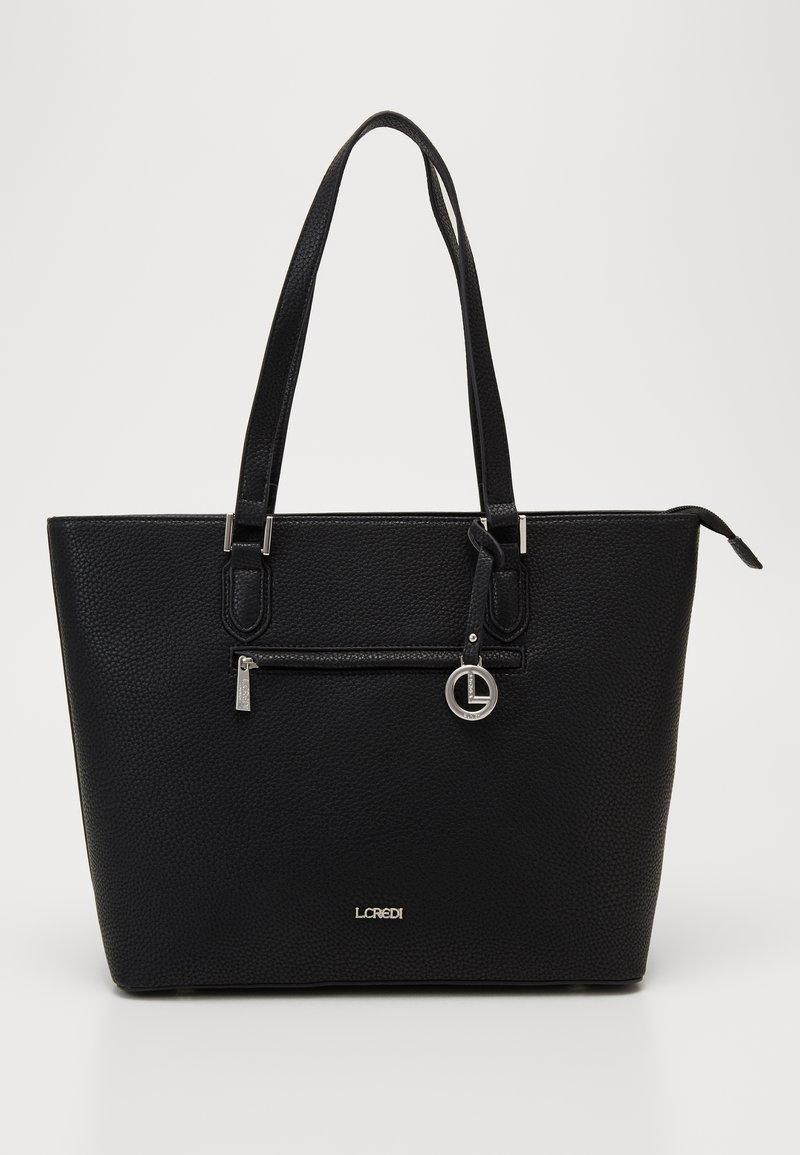 L.CREDI - ELLA - Tote bag - black