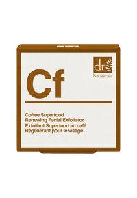 Dr Botanicals - COFFEE SUPERFOOD RENEWING FACIAL EXFOLIATOR 50ML - Face scrub - - - 1
