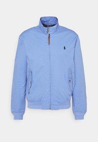 COTTON TWILL JACKET - Summer jacket - cabana blue