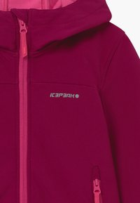 Icepeak - KAPPELN - Soft shell jacket - amethyst - 2