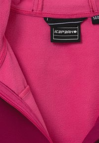 Icepeak - KAPPELN - Soft shell jacket - amethyst - 4