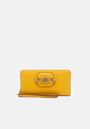 HENSELY CHEQUE ORGANIZER - Wallet - marigold