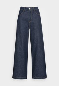 CALM JEANS  - Relaxed fit jeans - blue rinse