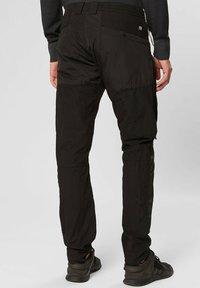 C.P. Company - Cargo trousers - black - 2