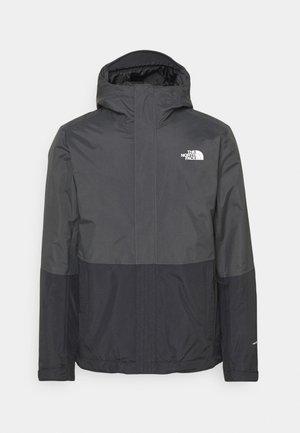 NEW TRICLIMATE 2 IN 1 - Outdoorová bunda - asphalt grey/black