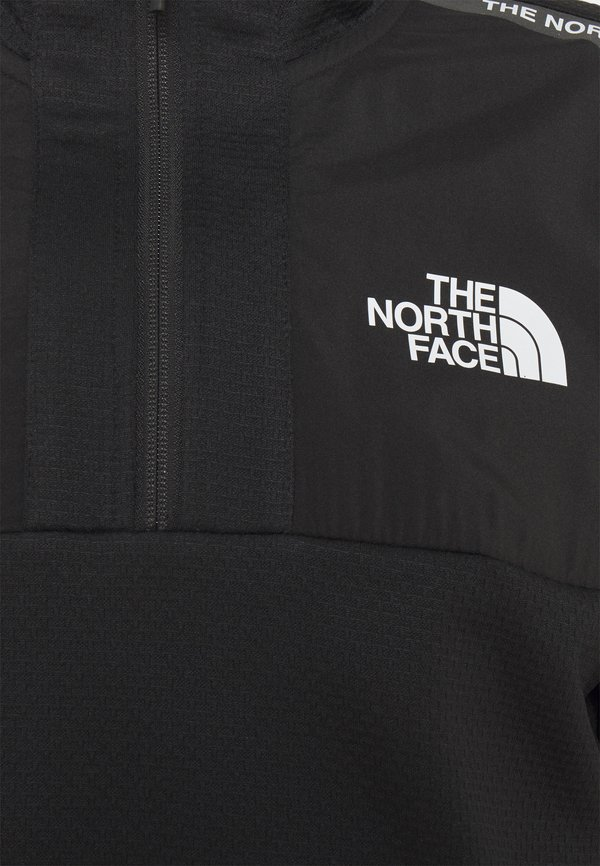 The North Face Bluza - black/czarny Odzież Męska ZLEX