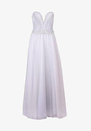 Occasion wear - white/lavender