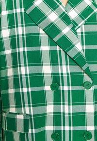 Monki - PENNY - Short coat - green - 5