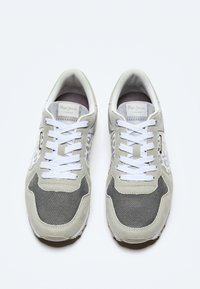 Pepe Jeans - VERONA W STAIN - Trainers - plata - 1