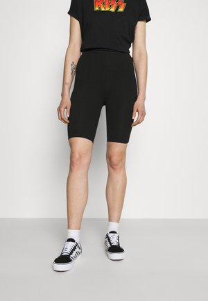 CANDY CYCLE SHORT - Leggings - Trousers - black