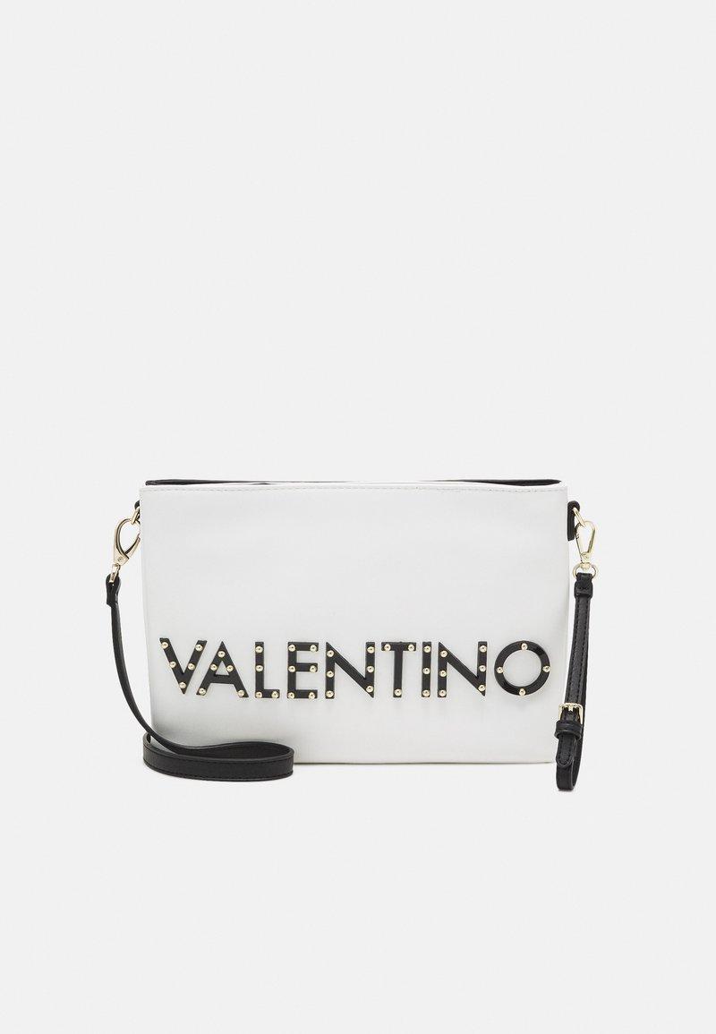Valentino Bags - PIPER - Sac bandoulière - bian/nero