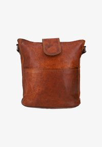 Gusti Leder - Across body bag - brown - 1