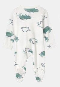 Carter's - TURTLE - Sleep suit - white/green - 1