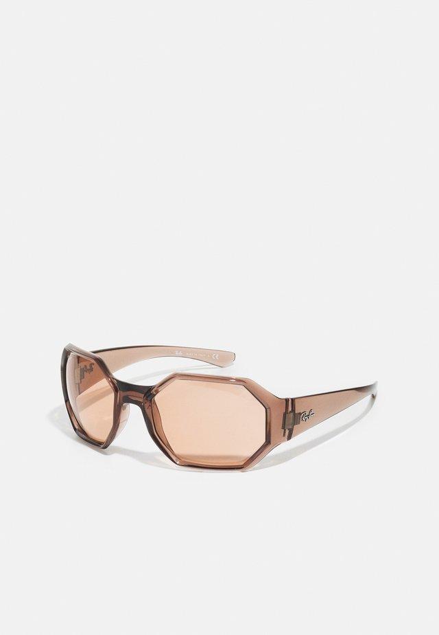 Occhiali da sole - transparent brown