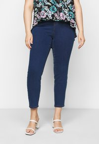 Evans - JEGGING - Leggings - Trousers - midwash - 0