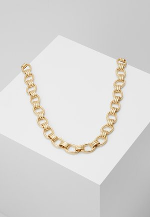 PCBIZZY NECKLACE - Necklace - gold-coloured