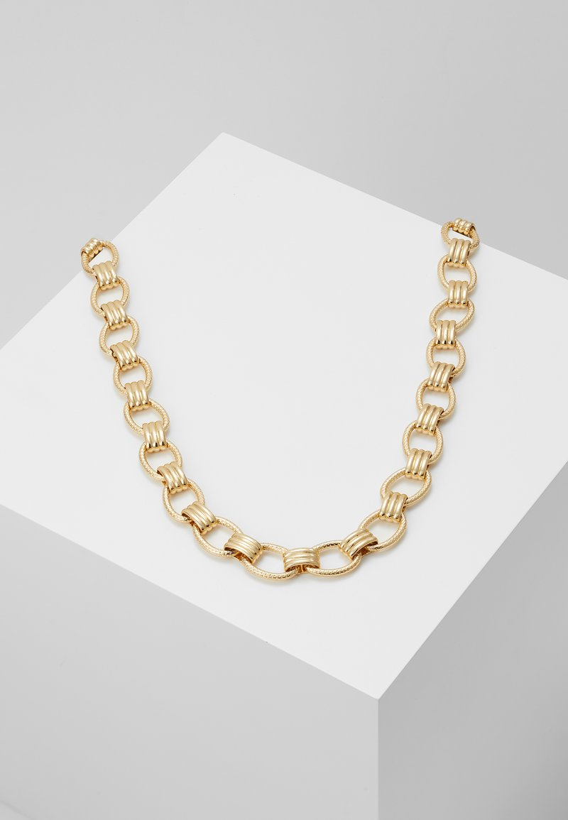 Pieces - PCBIZZY NECKLACE - Smykke - gold-coloured