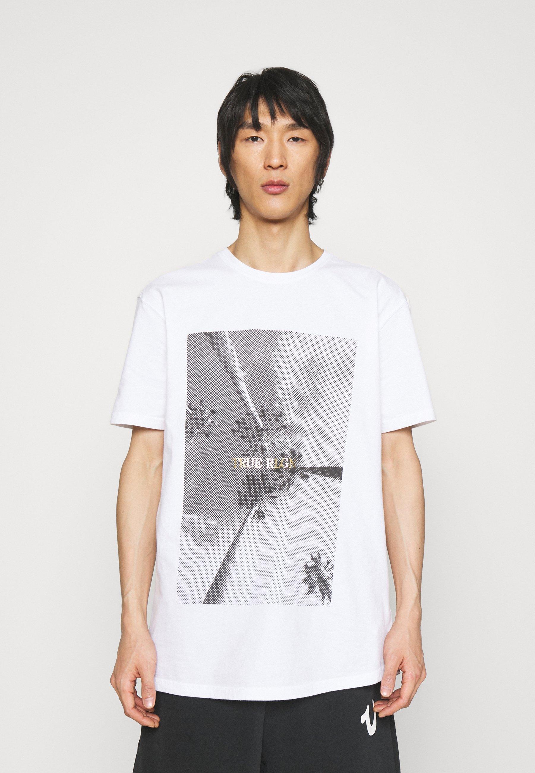 Men CREWNECK LOGO - Print T-shirt