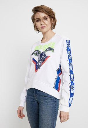 F-LYANYDY SWEAT-SHIRT - Sweatshirt - white