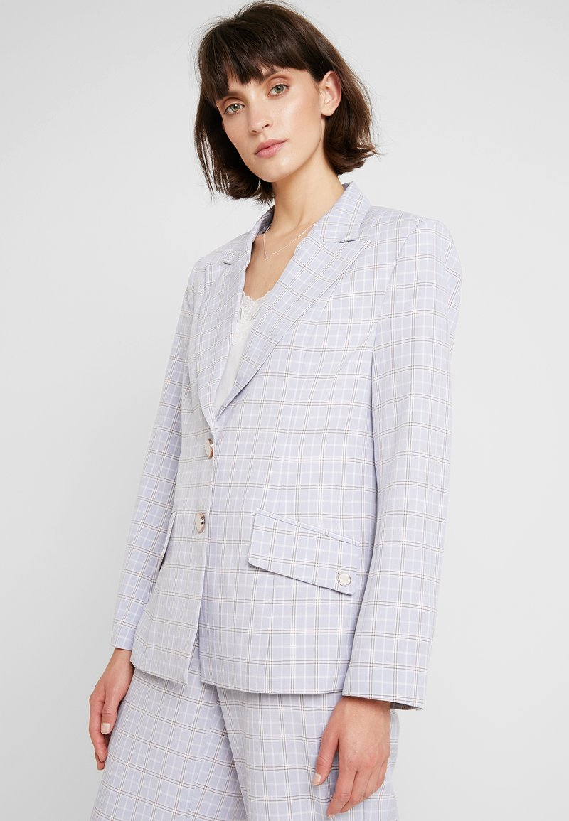 Gestuz - KIRSTELLEGZ - Blazer - light blue