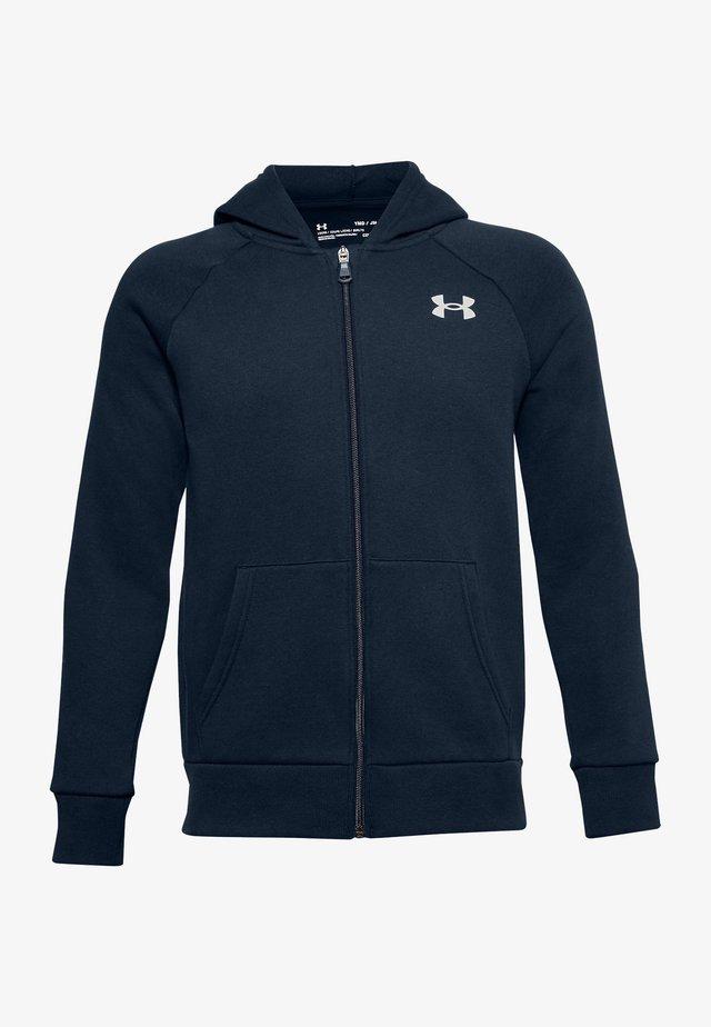 Zip-up sweatshirt - academy