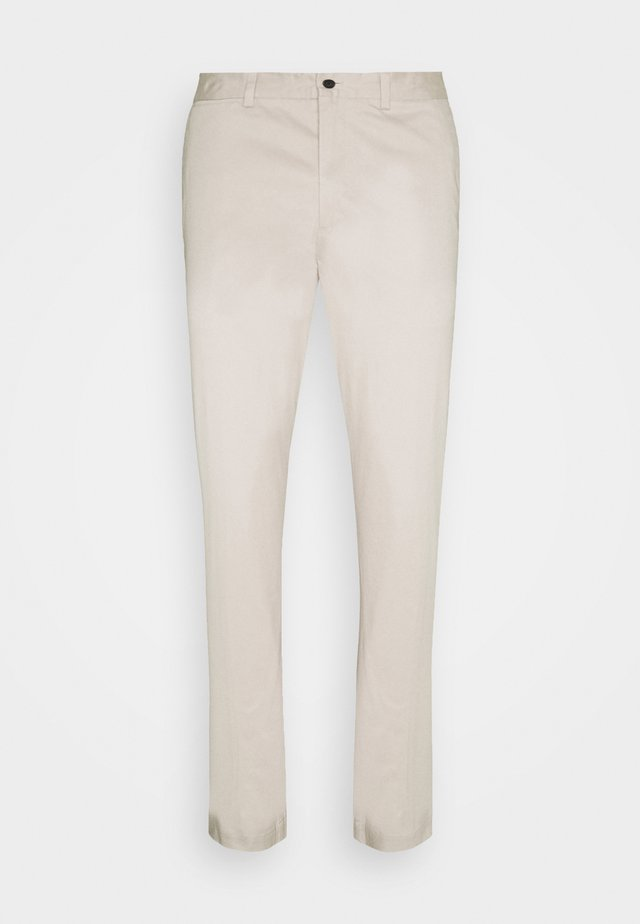 CHAZE SUPER PANTS - Chino - sand grey