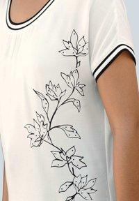 Alba Moda - Blouse - off-white,schwarz - 3