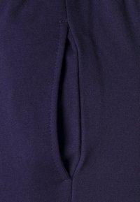 Even&Odd Petite - 2 PACK - Pantalon de survêtement - black/blue - 5
