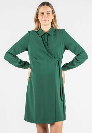 VIOLA - Shirt dress - 180 - green