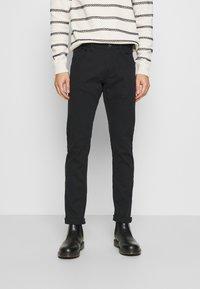 INDICODE JEANS - ALLAN - Trousers - black - 0
