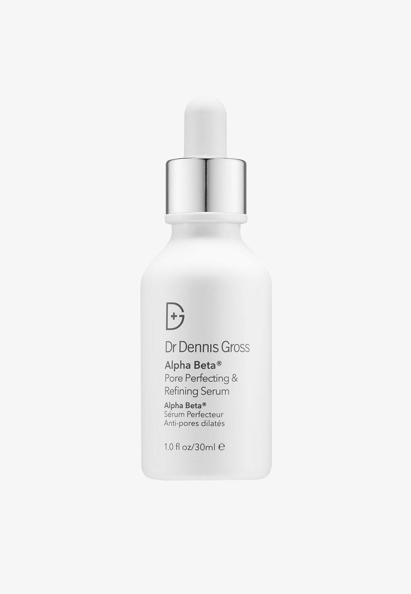 Dr Dennis Gross - ALPHA BETA PORE PERFECTING & REFINING SERUM - Serum - -